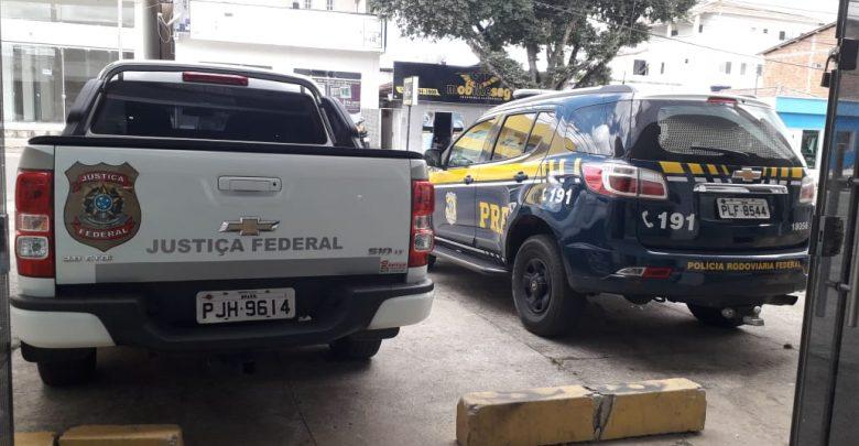 LOCAL: Réus da máfia dos combustíveis são intimados pela Justiça Federal